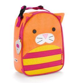 Uzsonnás táska – cica