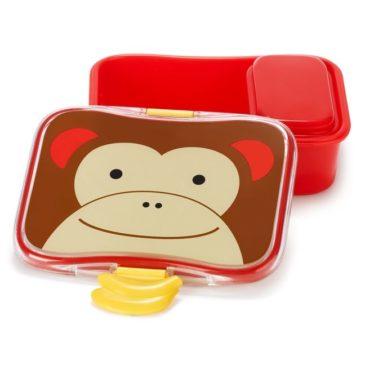 Uzsonnás doboz – majom