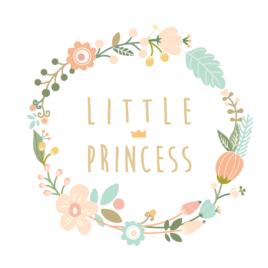 Falmatrica, virág koszorú – Little princess