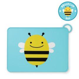 Alátét – méhecske