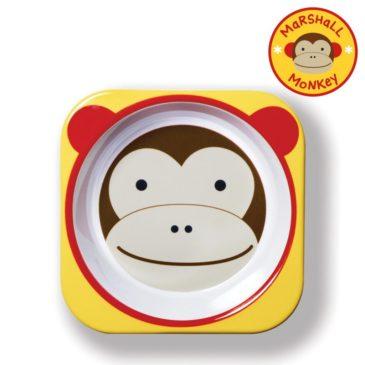 Mély tányér – majom
