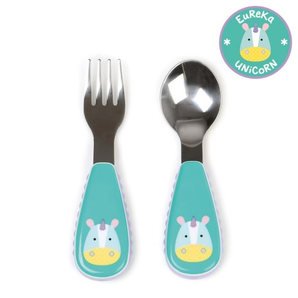 skiphop-zootensils-kids-fork-and-spoon-unicorn_3
