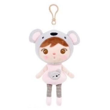 Koala lány rongybaba – Lolli