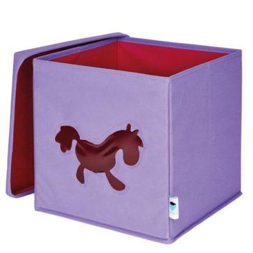 Lovacskás kocka tároló + tető