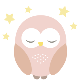 Bagoly falmatrica – rózsaszín