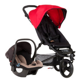 Mountain Buggy Mini travel system babakocsi