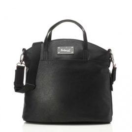 Pelenkázó táska – Grace pu black